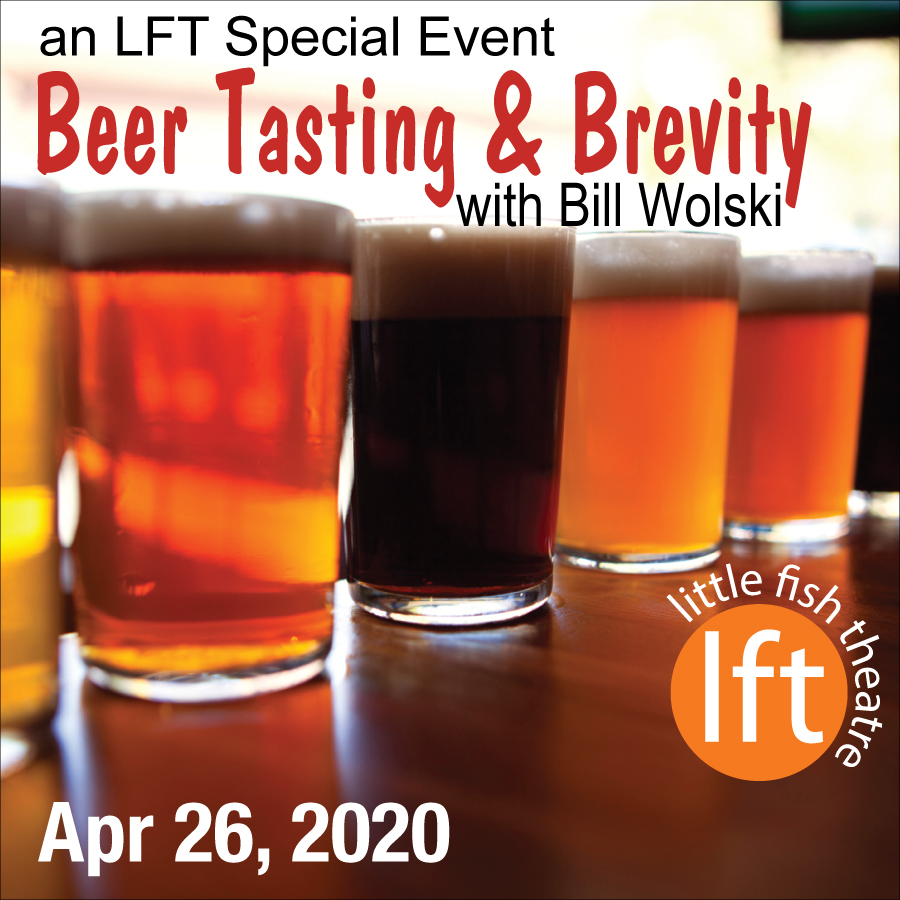 Beer Tasting and Brevity at Little Fish Theatre in San Pedro