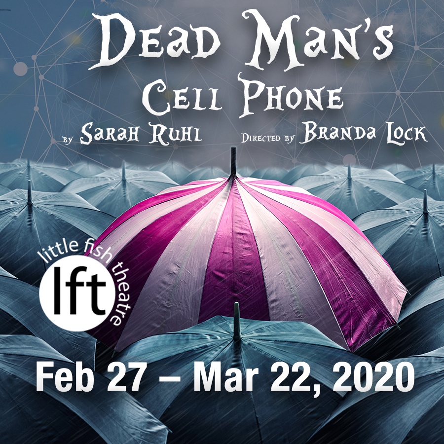 Dead Man's Cell Phone Logo