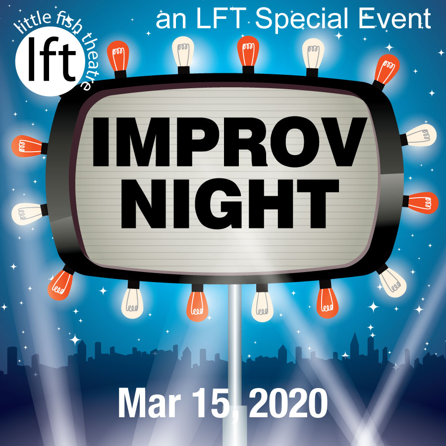 Improv Night Logo