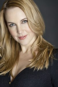 Renee O'Connor in Uncle Vanya at Little Fish Theatre