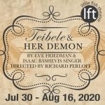 Teibele and Her Demon at Little Fish Theatre in San Pedro