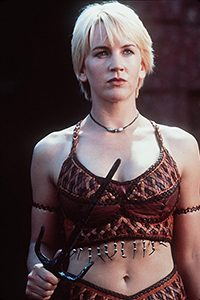 Renee O'Connor as Gabrielle