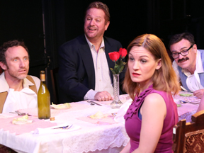 Table Manners at Little Fish Theatre 2016